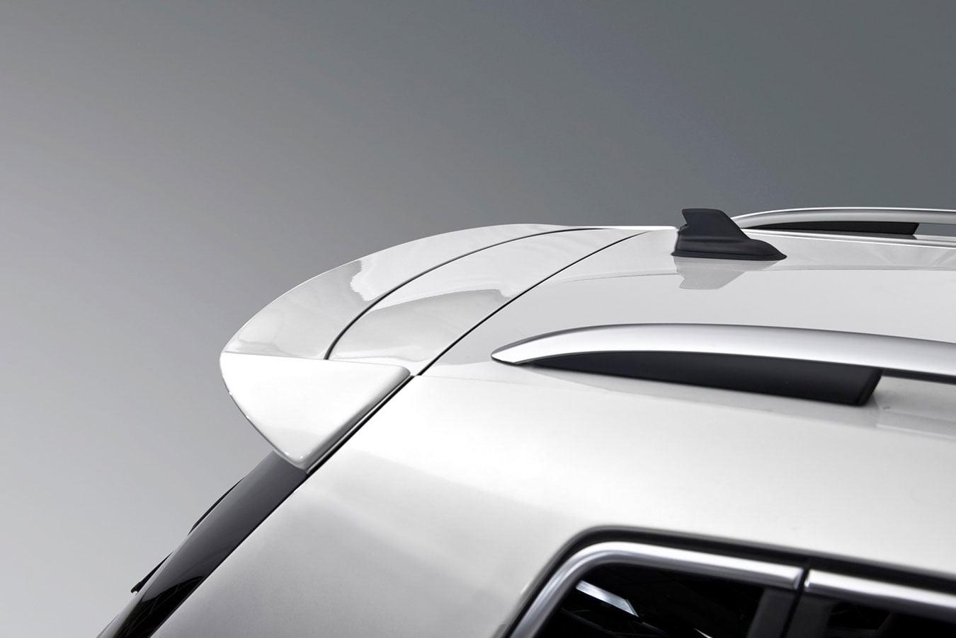 Tiguan Mk1 Roof Spoiler Classic
