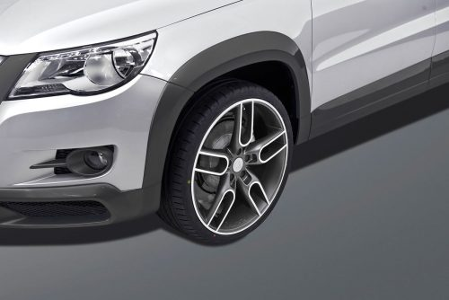 Tiguan Mk1 Wheel Arch Extensions Set with Parking Sensors