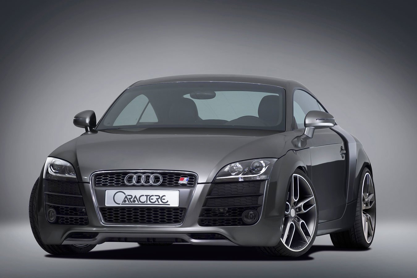 Audi TTS Mk2 (2008-2014)