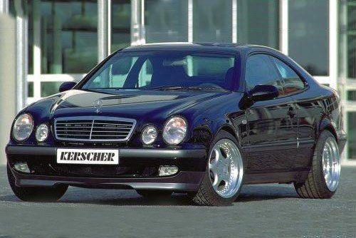 Mercedes CLK W209 (2003-2010)