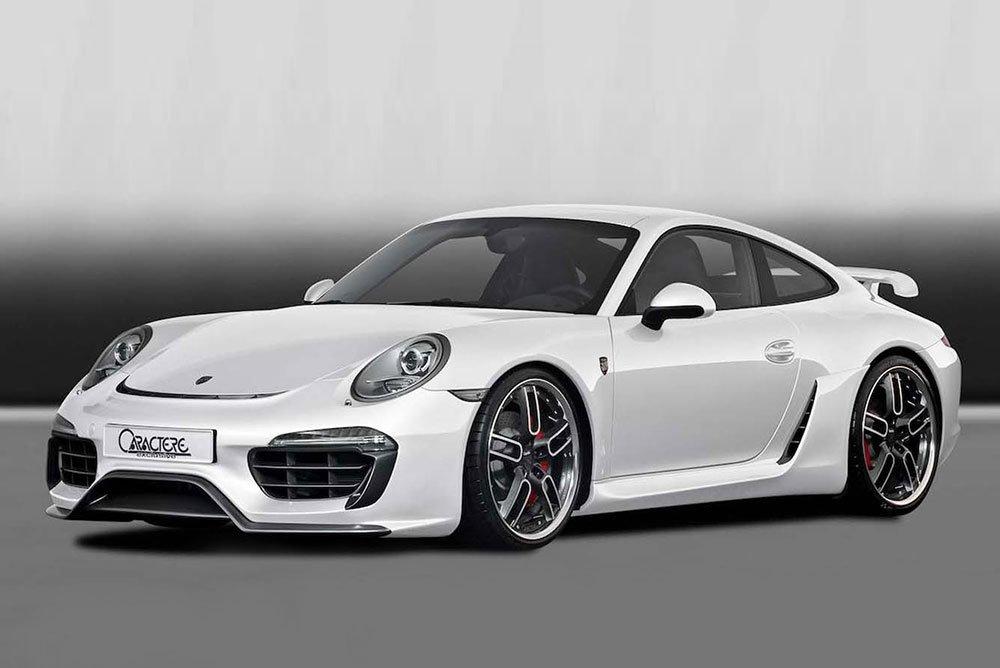 Porsche 911 991 (2012+)