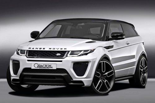 Range Rover Evoque (2016+)