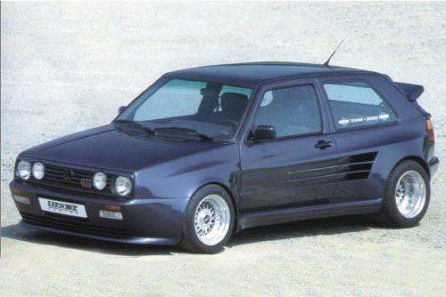 Volkswagen Golf Mk2 (1983-1992)