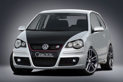 Volkswagen Polo Mk4 (2002-2008)