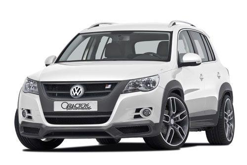 Volkswagen Tiguan Mk1 (2007-2011)
