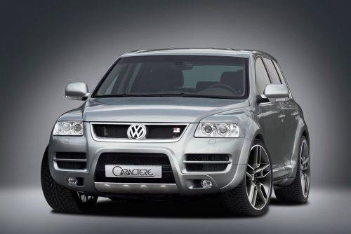 Volkswagen Touareg Mk1 (2003-2007)
