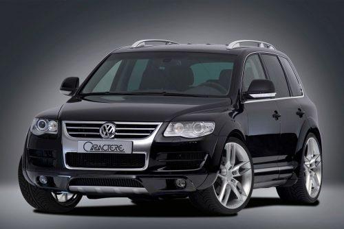 Volkswagen Touareg Mk1 FL (2008-2010)