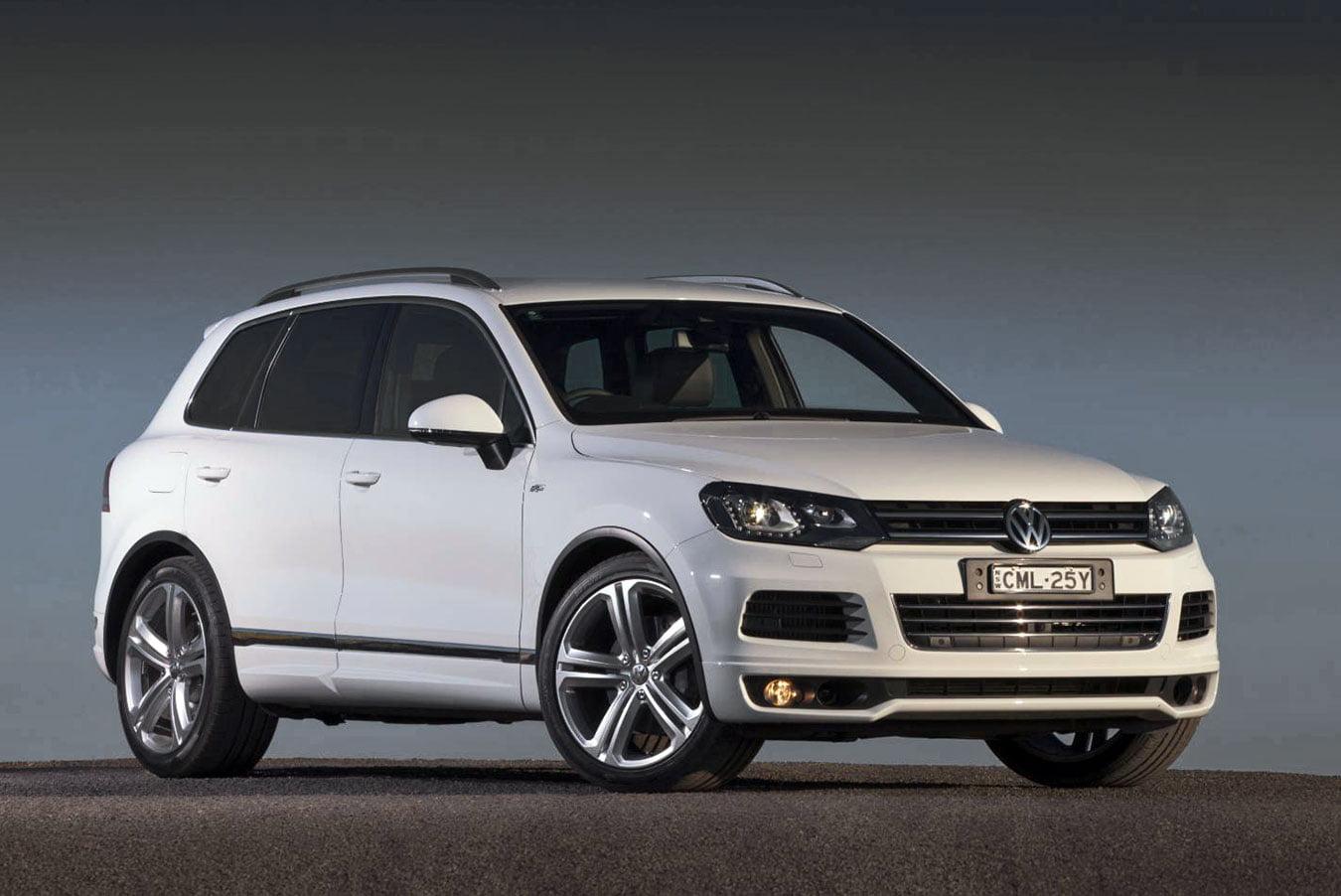 Volkswagen Touareg Mk2 (2011-2014)