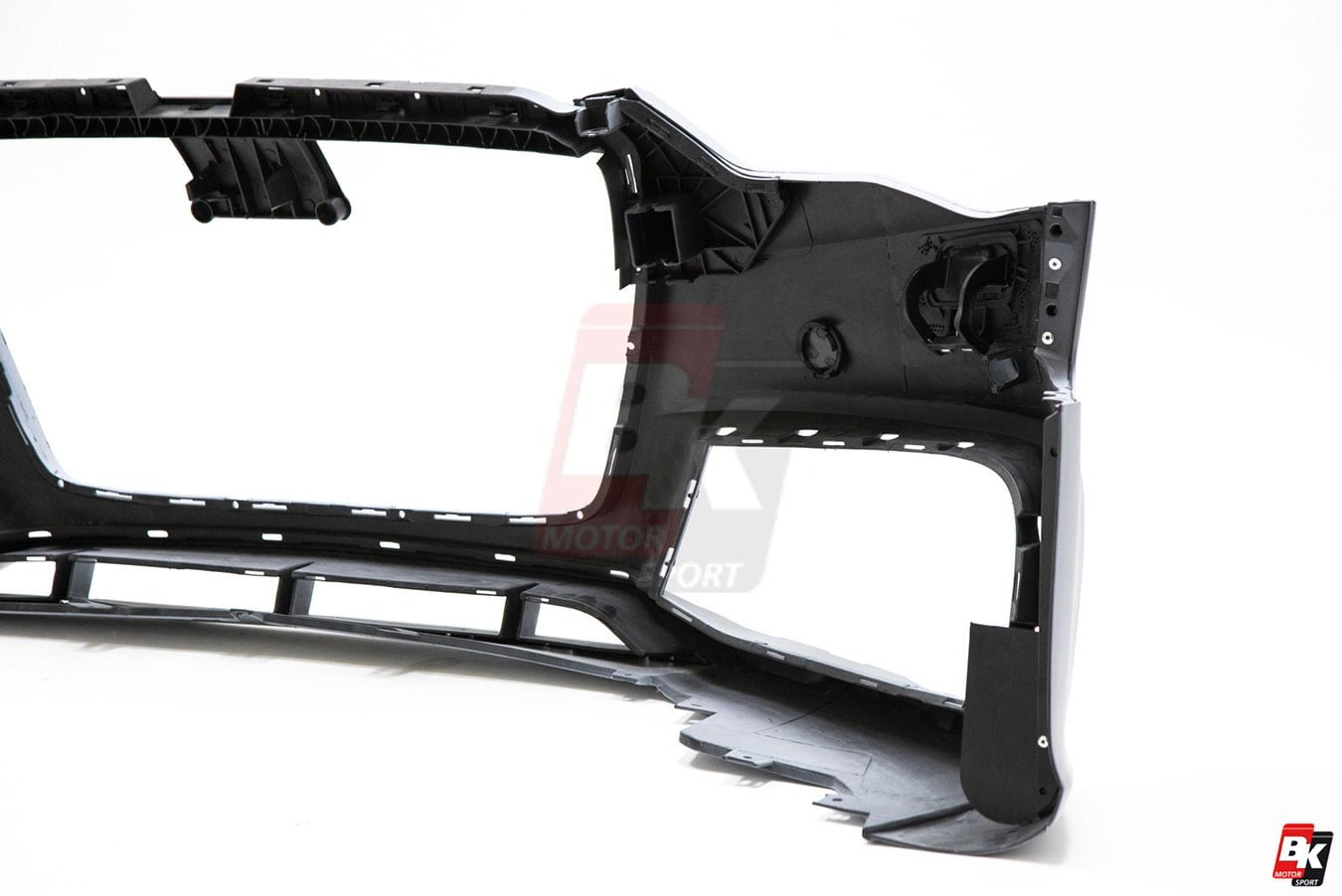 BKM Front Bumper Kit with Front Grille (RS Style), fits Audi A5/S5 B8.5