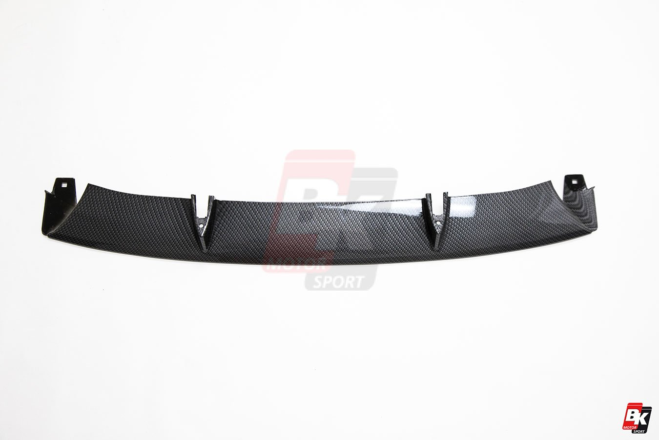 BKM Front Bumper Kit with Front Grille and Rear Diffuser (RS Style - Carbon), fits Audi A7 C7.0