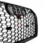 bkm front bumper kit with front grille rs style fits audi a4 s4 2012 Audi A4 Navigation System bkm front bumper kit with front grille rs style fits audi a4 s4 b9 bk motorsport