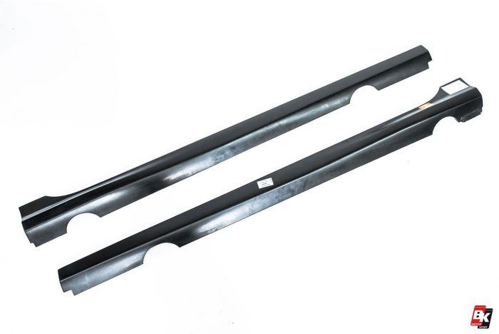 Caractere Side Skirts, fits Audi A4/S4 B9