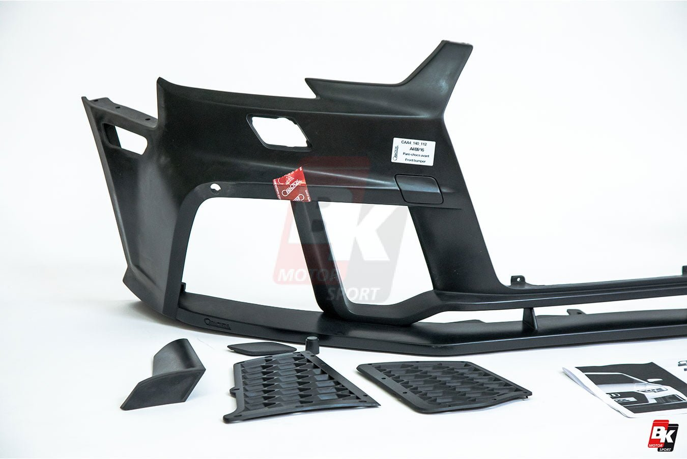 Caractere Body Kit, fits Audi A4 B9 2.0 TFSI