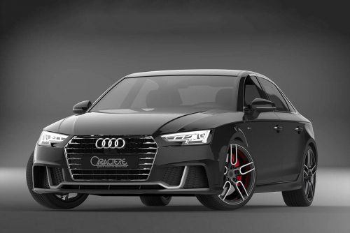 Caractere Body Kit, fits Audi A4 B9 S-Line 2.0 TFSI
