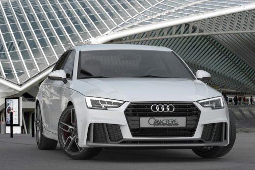 Caractere Front Bumper Adaptive Cruise Control Option, fits Audi A4/S4 B9