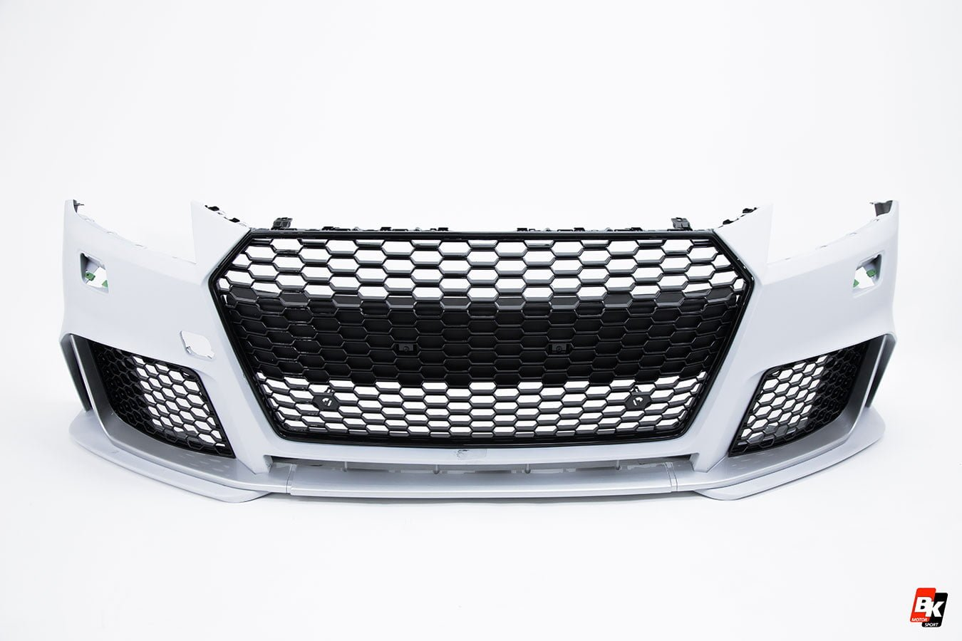 Bkm Front Bumper Kit With Grille Rs Style Fits Audi Tt Tts 2000 Body Kits