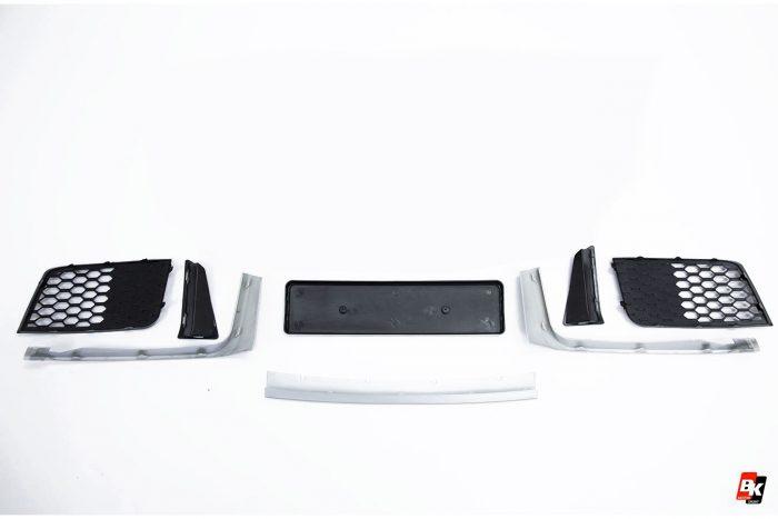 BKM Front Bumper Kit (RS Style), fits Audi TT/TTS Mk3