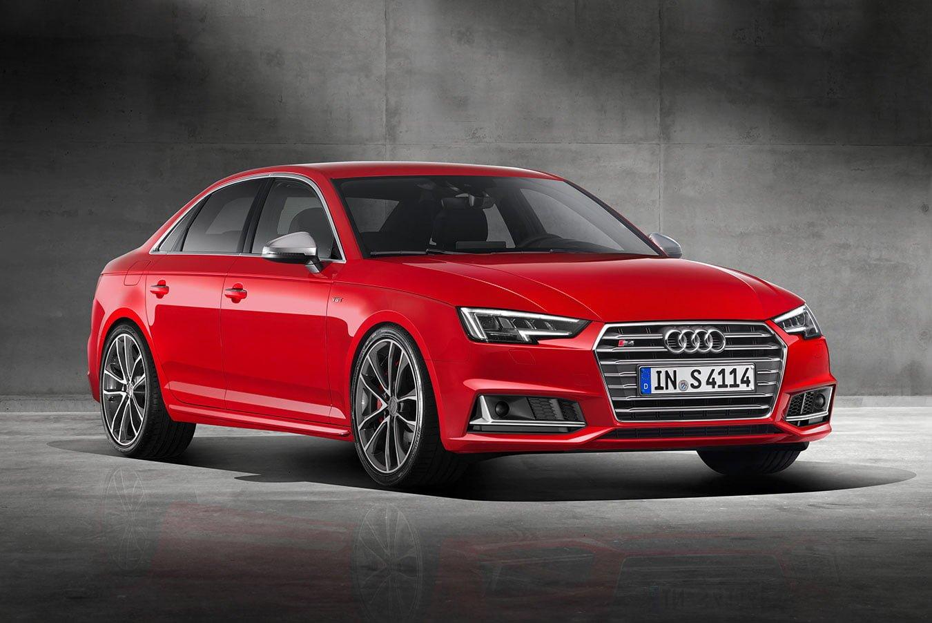 Audi S4 B9 (2017+)