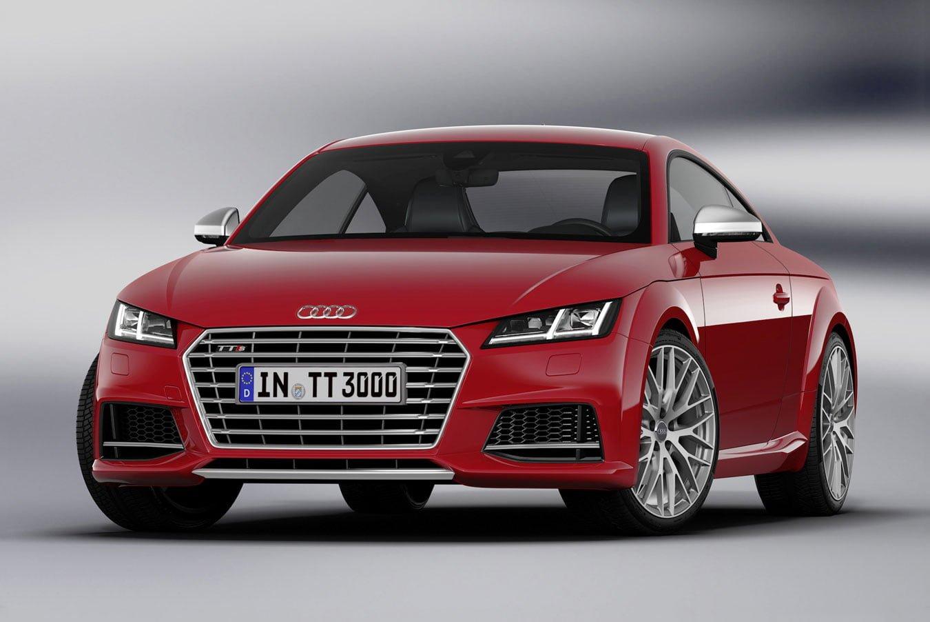 Audi TTS Mk3 (2014+)