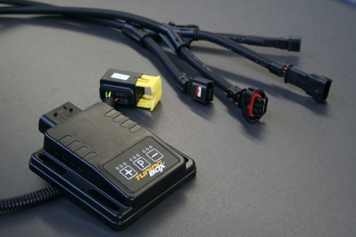 TuningBox Evolution Diesel with Bluetooth for Audi Q5 B8.0 3.0 TDI 176 kW