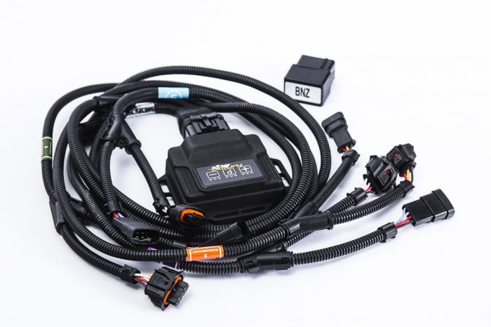 TuningBox Evolution Gasoline with Bluetooth for Audi A4 B9 2.0 TFSi 140 kW