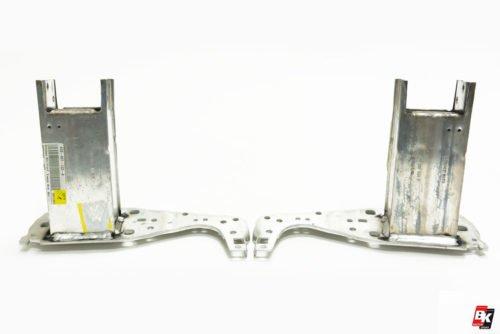BKM Front Bumper Kit (RS Style - Carbon), fits Audi A6/S6 C7.5