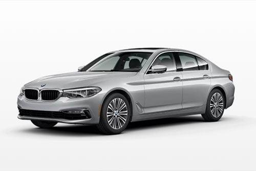 BMW 5-Series G30/G31/G38 (2017+)