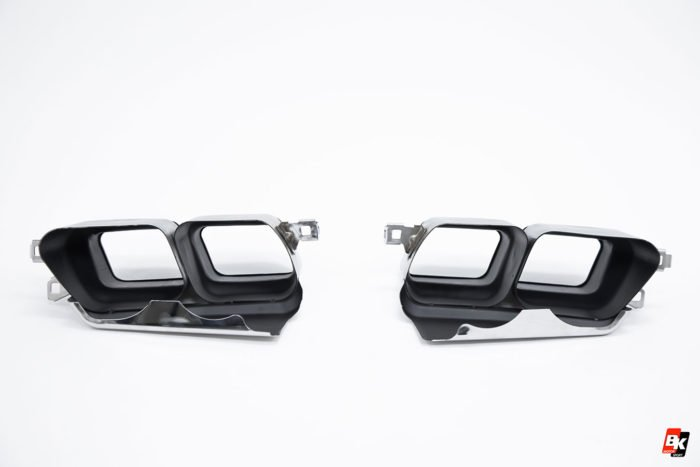 BKM Rear Diffuser Set (M760 Style), fits BMW Model 7 F01-F02