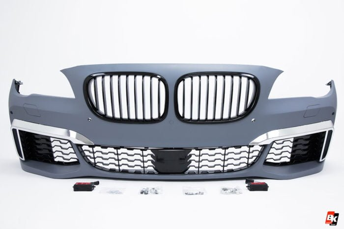 BKM Front Bumper Set (M760 Style), fits BMW Model 7 F01-F02