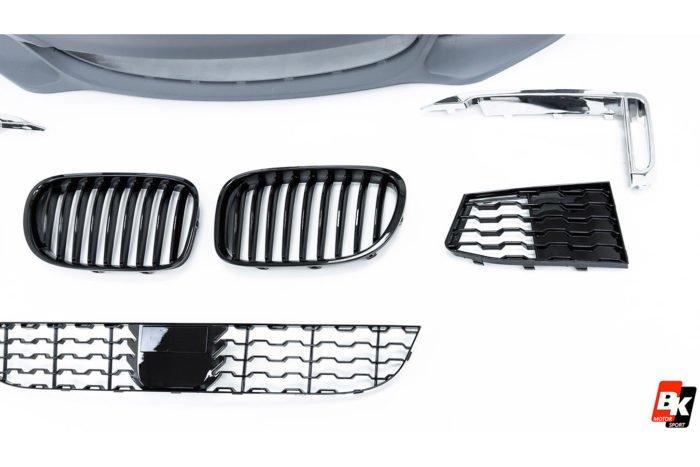 BKM Front Bumper Set (M760 Style), fits BMW Model 7 F01-F02