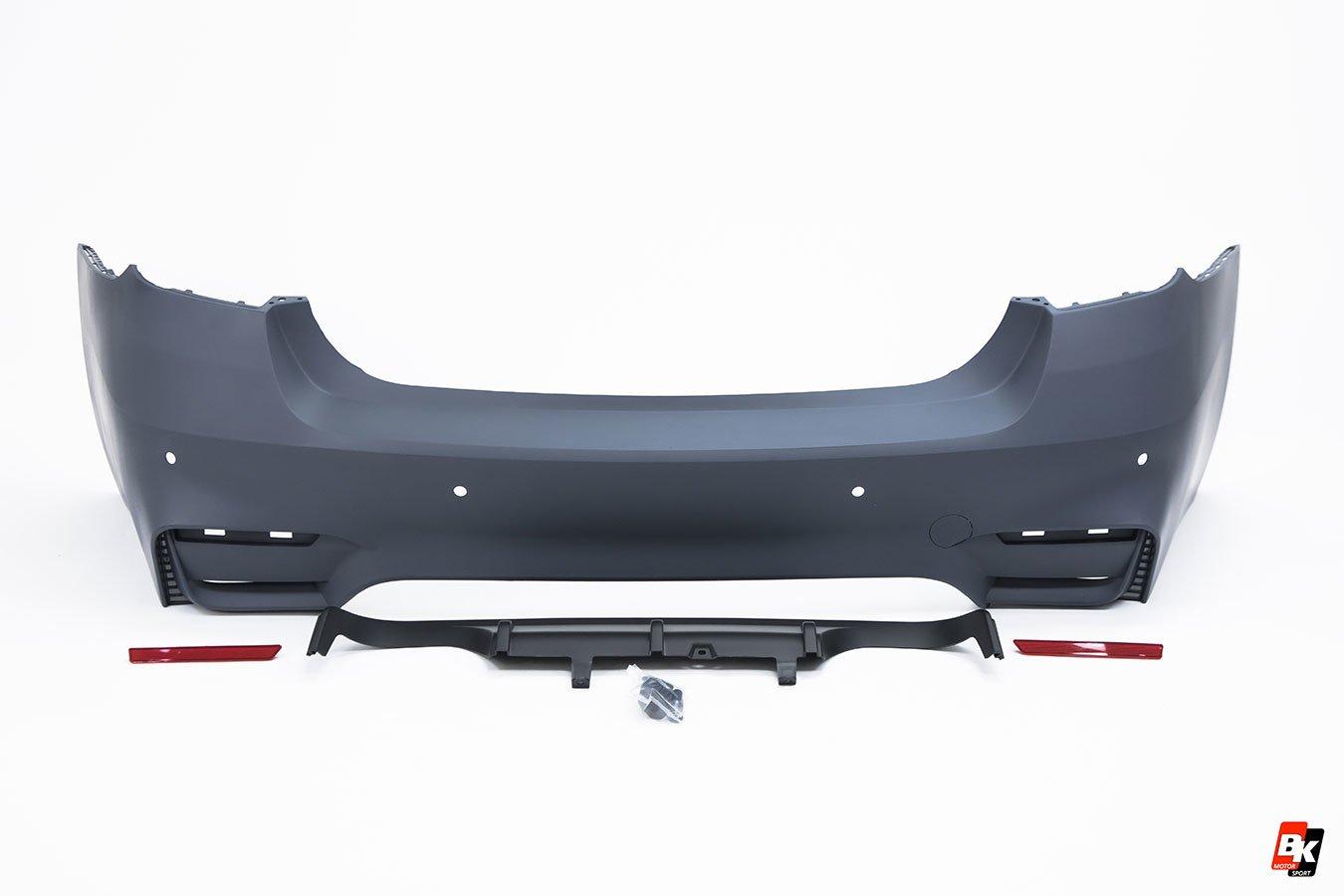 Bkm Rear Bumper Set M3 Style Fits Bmw Model 3 F30