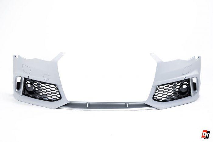 BKM Front Bumper Kit (RS Style), fits Audi A6/S6 C7.5