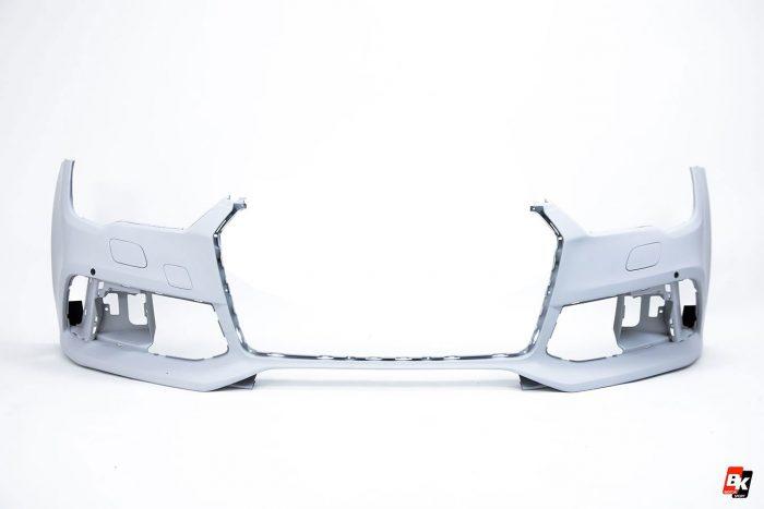 BKM Front Bumper Kit (RS Style), fits Audi A7/S7 C7.5