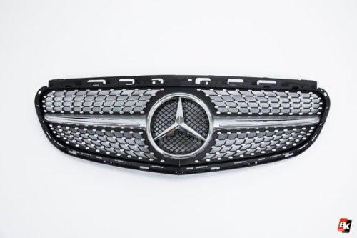 BKM Front Grille, fits Mercedes E-Class W212