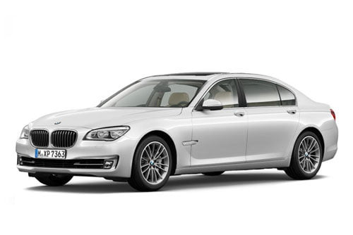 BMW 7-Series F02 / Long Version (2008-2016)