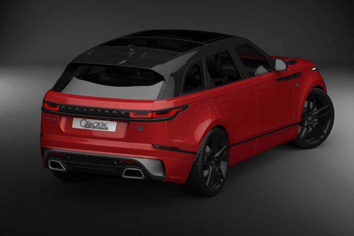 Range Rover Velar Complete Body Kit