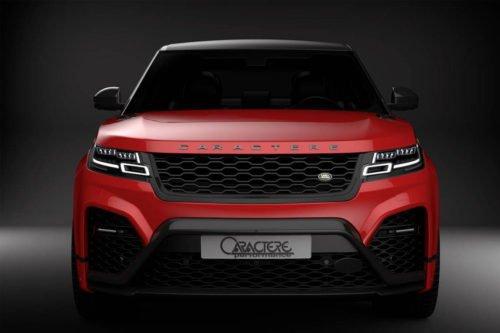 Range Rover Velar Front Bumper