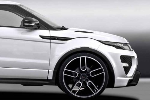 "CW1 Graphite Wheel Set for Range Rover Evoque 9.0x20""/21""/22"""