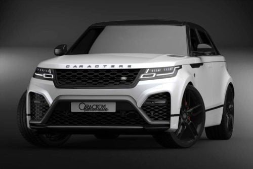 Range Rover Velar (2017+)