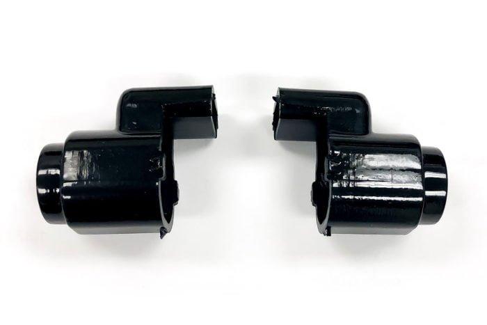 PDC Blind Plug Set for BKM/Caractere Audi Front Bumper