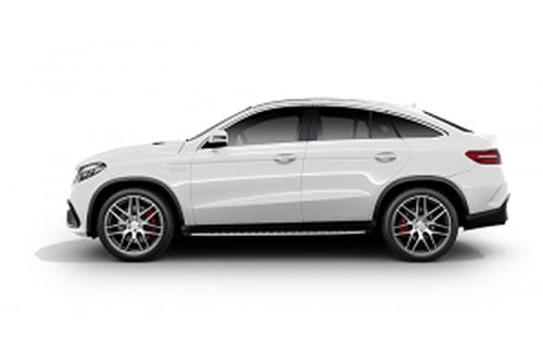 Mercedes-Benz GLE Coupe C292 (2015+)