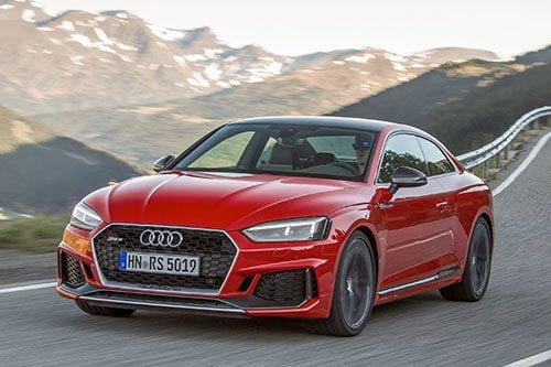 Audi RS5 B9 (2017+)