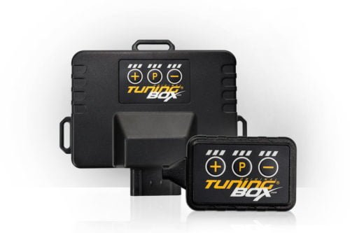 TuningBox Fusion for Mercedes-Benz GLC 43 AMG C253/X253 362/367 Hp