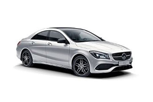 Mercedes-Benz CLA C117 (2013-2018)