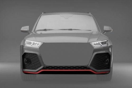 Caractere Front Bumper Adaptive Cruise Control Option, fits Audi Q5/SQ5 B9