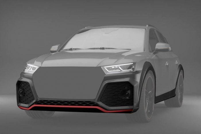 Caractere Slim Body Kit, fits Audi Q5/SQ5 B9