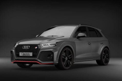 Audi SQ5 B9 (2017+) Archives - BK-Motorsport