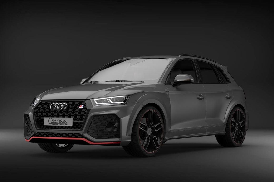 Slc Kit Car >> Caractere Wide Body Kit, fits Audi Q5/SQ5 B9 - BK-Motorsport