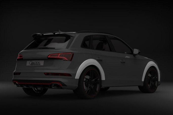 Caractere Wheel Arch Extensions, fits Audi Q5/SQ5 B9