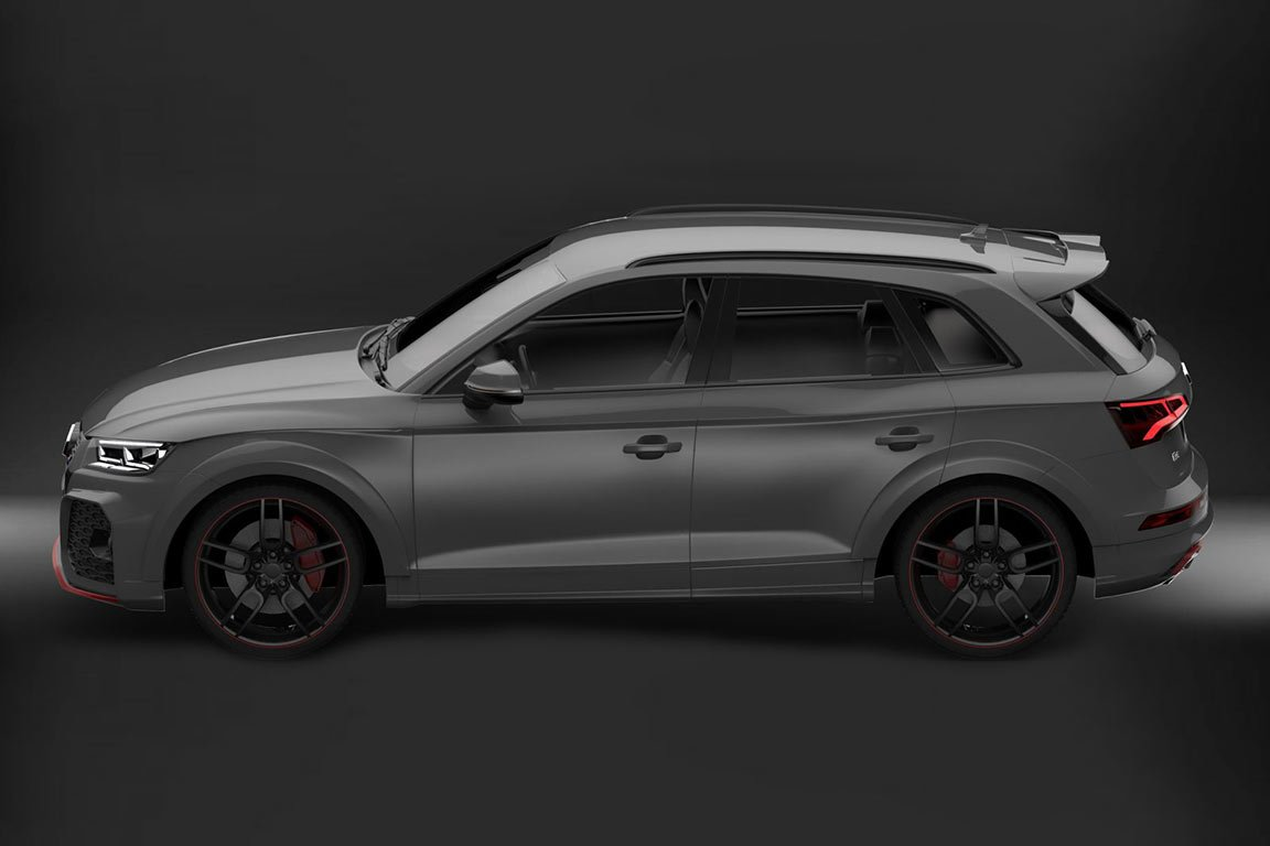 Caractere Wide Body Kit, fits Audi Q5/SQ5 B9